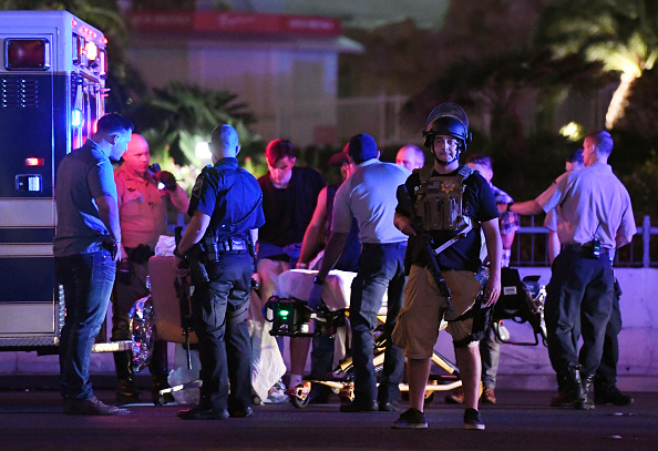 ラスベガス「Reported Shooting At Mandalay Bay In Las Vegas」:写真・画像(1)[壁紙.com]