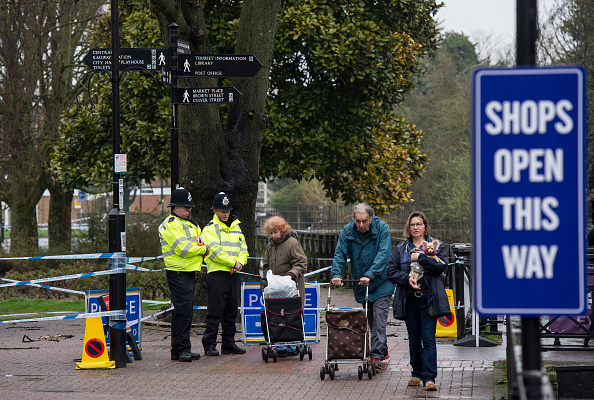 Salisbury - England「Yulia Skripal Discharged From Hospital After Nerve Agent Attack」:写真・画像(19)[壁紙.com]