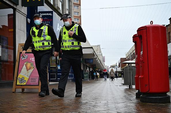 Scotland「Lanarkshire Move Face Tier Four And Five Coronavirus Lockdown」:写真・画像(10)[壁紙.com]