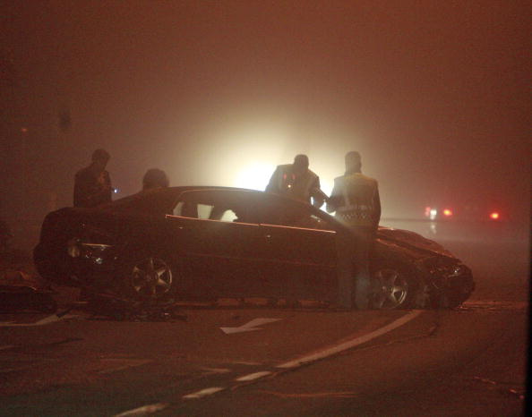 Traffic Accident「Austrian Far-Right Leader Joerg Haider Dies In Car Accident」:写真・画像(2)[壁紙.com]