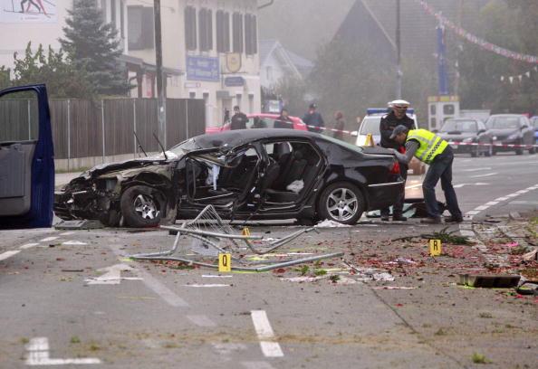 Wheel「Austrian Far-Right Leader Joerg Haider Dies In Car Accident」:写真・画像(1)[壁紙.com]