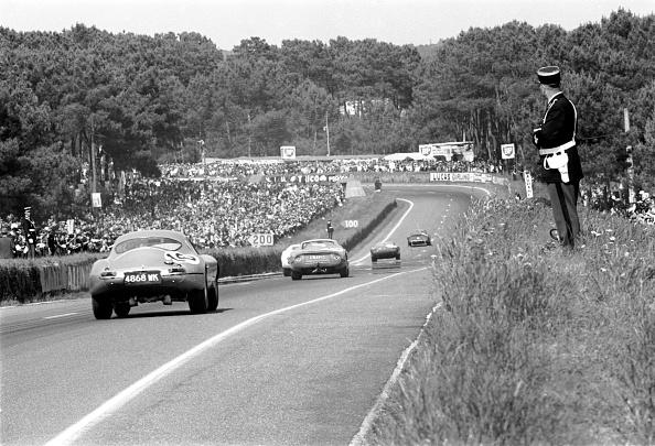 Motorsport「Le Mans 1964」:写真・画像(19)[壁紙.com]