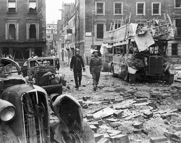 Damaged「Blitzed Street」:写真・画像(5)[壁紙.com]