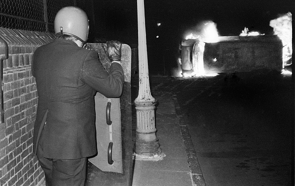 Black History in the UK「Brixton Riot」:写真・画像(16)[壁紙.com]