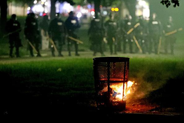 Boston - Massachusetts「Protest Held In Boston Against Police Brutality In Death Of George Floyd」:写真・画像(5)[壁紙.com]