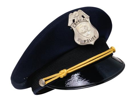 縁なし帽子「Police Officer's Hat」:スマホ壁紙(5)