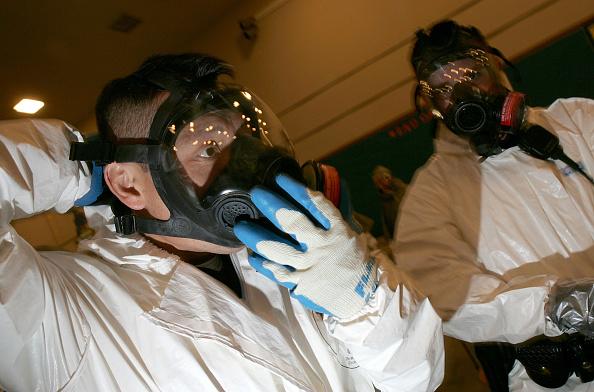 Justin Sullivan「Law Enforcement Officers Attend WMD Training Workshop」:写真・画像(11)[壁紙.com]