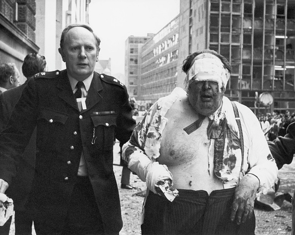 Exploding「IRA Bomb Victim」:写真・画像(4)[壁紙.com]