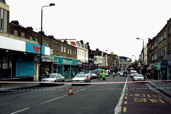 Misfortune「Police Car On Emergency Call Hits Pedestrian」:写真・画像(1)[壁紙.com]