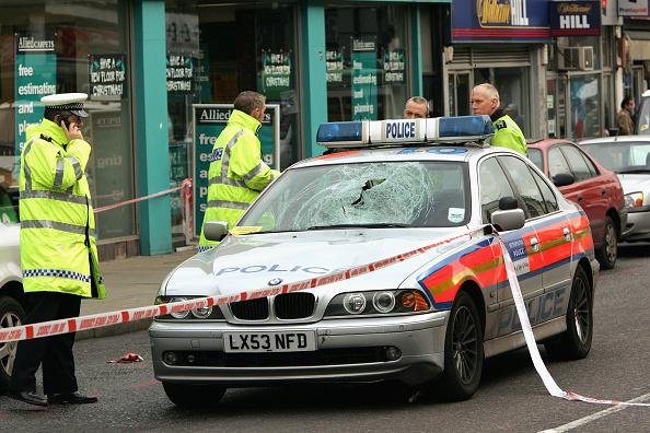 Misfortune「Police Car On Emergency Call Hits Pedestrian」:写真・画像(18)[壁紙.com]