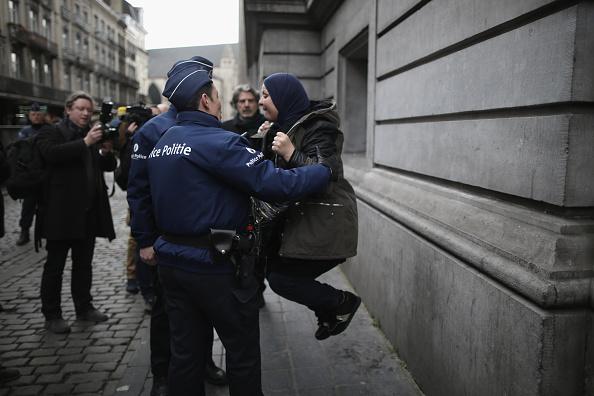 Brussels-Capital Region「Belgium Mourns After Deadly Brussels Terror Attacks」:写真・画像(15)[壁紙.com]