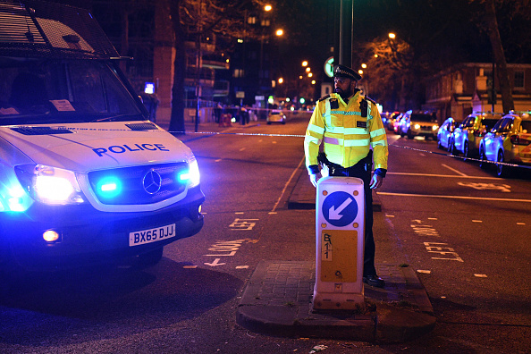 UK「Armed Police Respond To Central London Stabbing」:写真・画像(17)[壁紙.com]