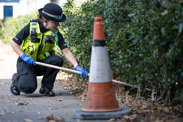 The Knife「Labour Shadow Home Secretary Accompanies Coventry Police On Knife Sweep」:写真・画像(9)[壁紙.com]