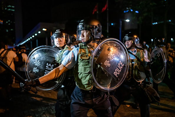 Extradition「Hong Kongers Protest Over China Extradition Law」:写真・画像(5)[壁紙.com]