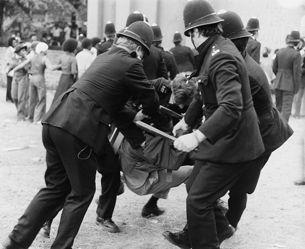 Black History in the UK「The Notting Hill Carnival Riots, 1976」:写真・画像(11)[壁紙.com]