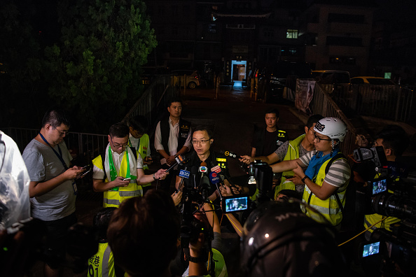 Storage Compartment「Anti-Extradition Protests In Hong Kong」:写真・画像(19)[壁紙.com]