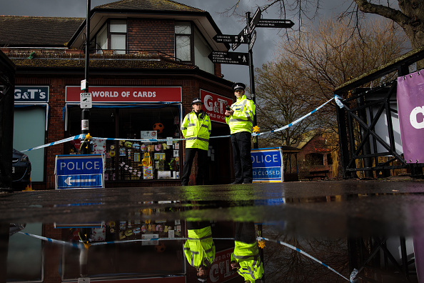 Salisbury - England「Investigations Continue At The Scene Of Salisbury Spy Poisoning」:写真・画像(17)[壁紙.com]