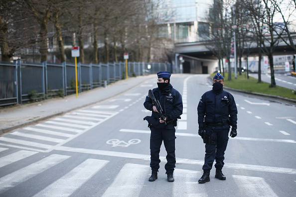 Belgium「Brussels Airport And Metro Rocked By Explosions」:写真・画像(7)[壁紙.com]