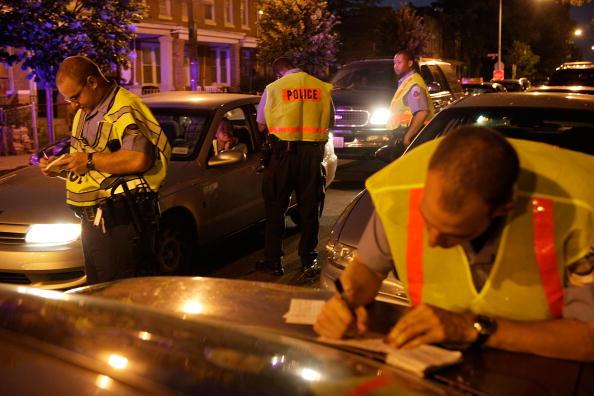 Murder「DC Police Set Up Vehicle Checkpoints After Surge In Violence」:写真・画像(19)[壁紙.com]