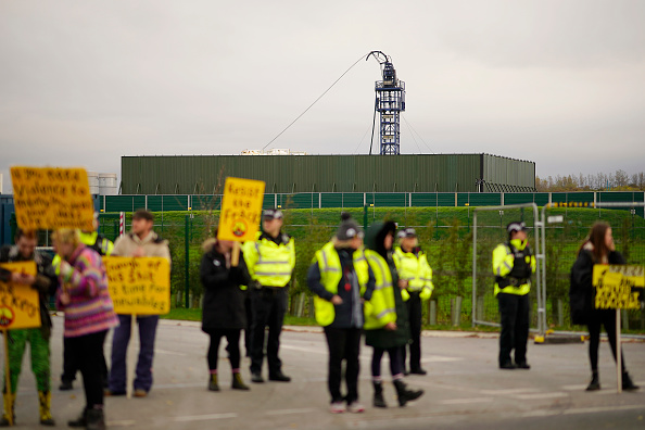 Shale「Fracking Resumes at Cuadrilla Site After Tremor」:写真・画像(16)[壁紙.com]