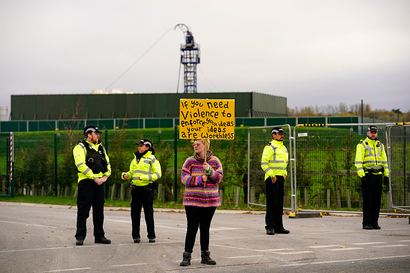 Shale「Fracking Resumes at Cuadrilla Site After Tremor」:写真・画像(15)[壁紙.com]