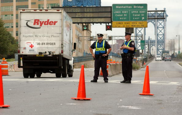 Lower East Side Manhattan「Restrictions Placed on Traffic in New York」:写真・画像(16)[壁紙.com]