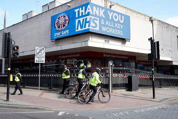UK「UK On Lockdown Due To Coronavirus Pandemic」:写真・画像(7)[壁紙.com]