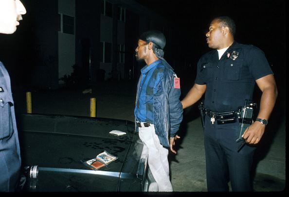 Gang「Anti Gang Sweeps In Los Angeles」:写真・画像(11)[壁紙.com]