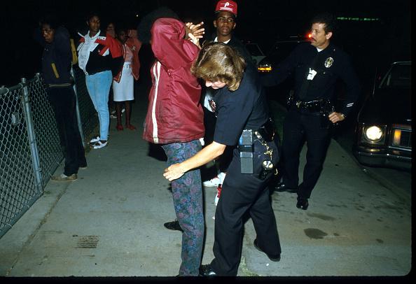 Gang「Anti Gang Sweeps In Los Angeles」:写真・画像(13)[壁紙.com]