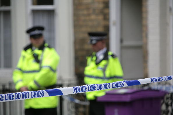 Liverpool - England「Residential Areas Searched After Following Terror Attacks」:写真・画像(18)[壁紙.com]