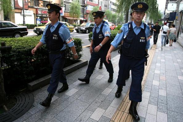 日本「Highest Security Alert Continues In Tokyo」:写真・画像(14)[壁紙.com]