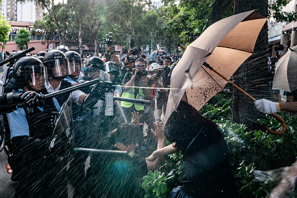Bestpix「Anti-Extradition Protests In Hong Kong」:写真・画像(16)[壁紙.com]