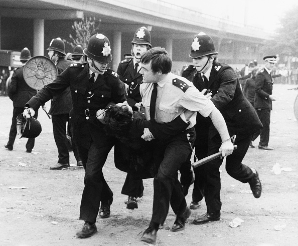 Black History in the UK「The Notting Hill Carnival Riots, 1976」:写真・画像(9)[壁紙.com]