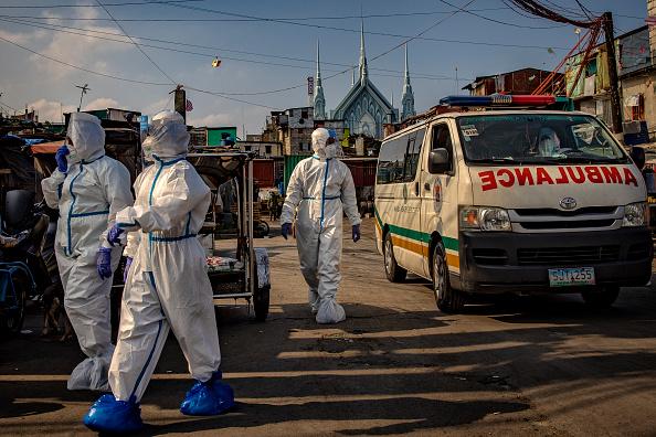 Philippines「Northern Philippines Under Lockdown To Contain Spread Of The Coronavirus」:写真・画像(3)[壁紙.com]