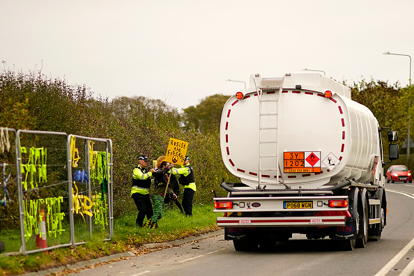 Shale「Fracking Resumes at Cuadrilla Site After Tremor」:写真・画像(9)[壁紙.com]