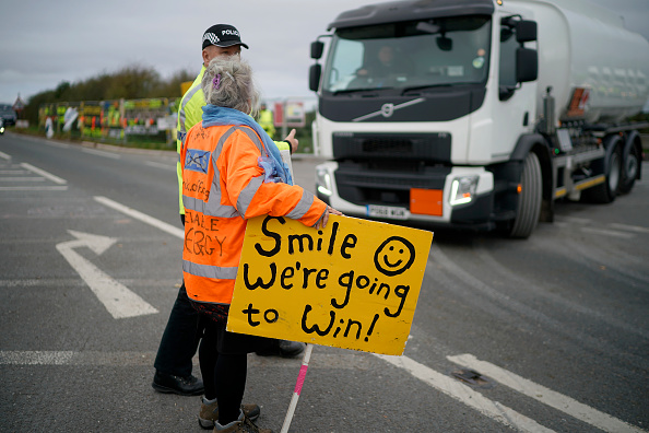 Shale「Fracking Resumes at Cuadrilla Site After Tremor」:写真・画像(13)[壁紙.com]