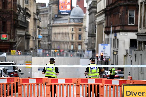 Extremism「Scene Of Yesterday's Multiple Stabbing In Central Glasgow」:写真・画像(14)[壁紙.com]