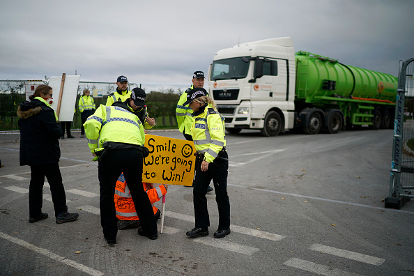 Shale「Fracking Resumes at Cuadrilla Site After Tremor」:写真・画像(5)[壁紙.com]