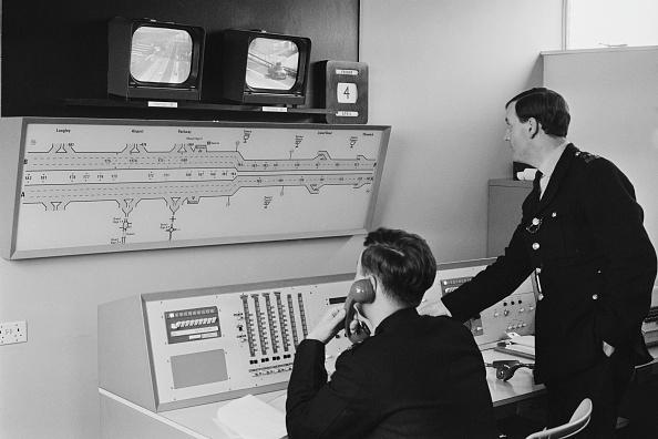 William Lovelace「M4 Motorway Control Room」:写真・画像(4)[壁紙.com]