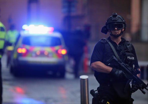 Police Force「Dale Cregan Appears At Manchester City Magistrates' Court To Face Murder Charges」:写真・画像(8)[壁紙.com]