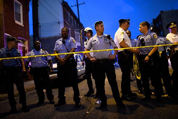 Philadelphia - Pennsylvania「Police Officers Shot In North Philadelphia」:写真・画像(4)[壁紙.com]