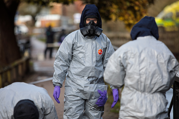 Salisbury - England「Investigations Continue At The Scene Of Salisbury Spy Poisoning」:写真・画像(6)[壁紙.com]