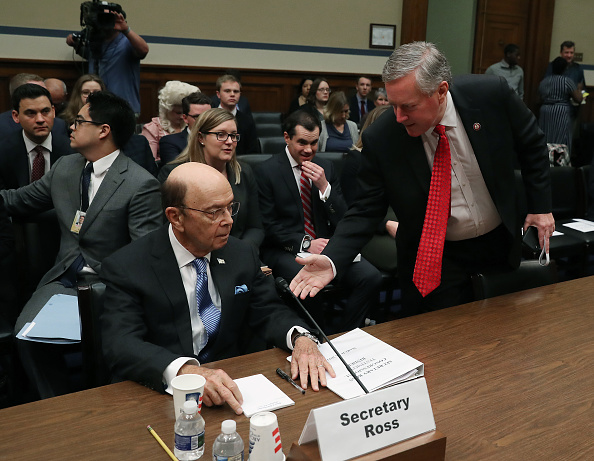 Wilbur Ross「Commerce Secretary Wilbur Ross Testifies Before House Oversight Committee On Census」:写真・画像(9)[壁紙.com]