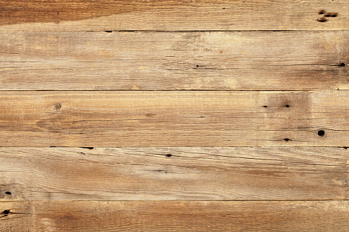 Horizontal「Close view of wooden plank table」:スマホ壁紙(12)