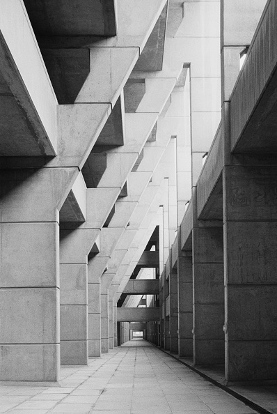 Architecture「Brunswick Centre」:写真・画像(5)[壁紙.com]