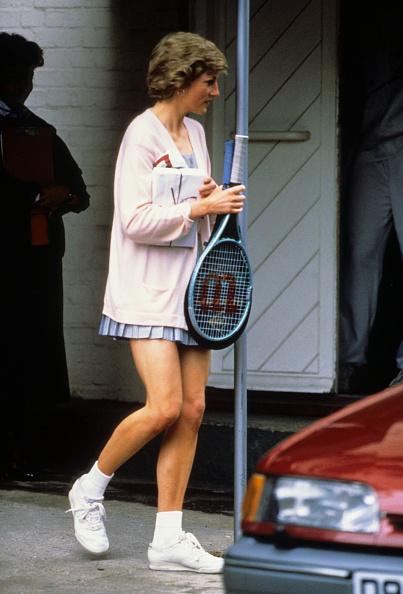 テニス「Princess Diana」:写真・画像(9)[壁紙.com]