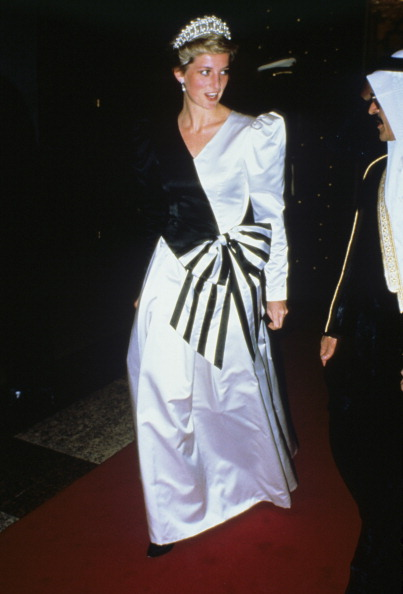 Persian Gulf Countries「Diana Royal Saudi Tour」:写真・画像(0)[壁紙.com]