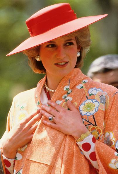 Kimono「Diana in Japan」:写真・画像(10)[壁紙.com]