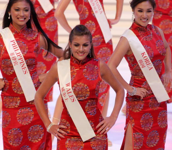 Hainan Island「Miss World Contest In China」:写真・画像(3)[壁紙.com]