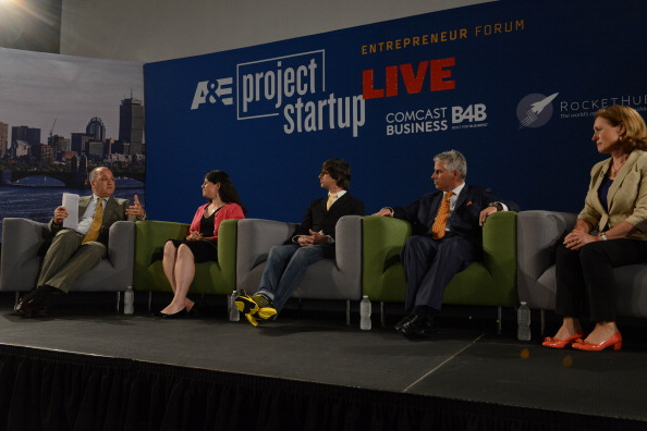 StartUp - Television Show「A+E Networks Project Startup Live - Boston」:写真・画像(19)[壁紙.com]